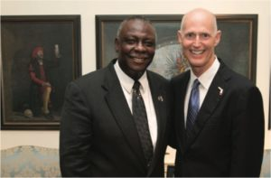Gov. Scott and Local Tax Collector